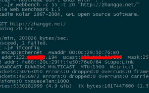 [转]Linux系统防CC攻击自动拉黑IP增强版Shell脚本