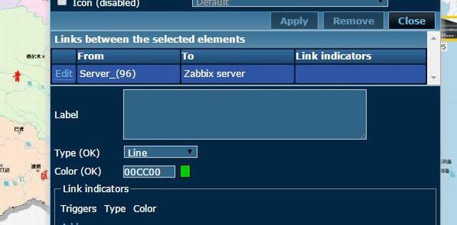 zabbix Maps 网络地图配置(78)