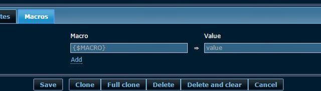 zabbix模板:创建配置zabbix templates(72)