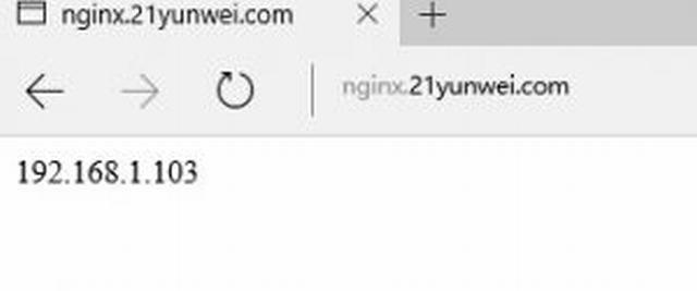 Linux环境下Nginx 反向代理如何配置以及实现