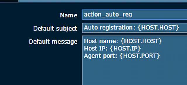 zabbix 如何设置客户端自动注册(81) idc资讯 第1张