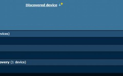 zabbix Discovery :网络发现 Discovery以及实现原理说明(79)