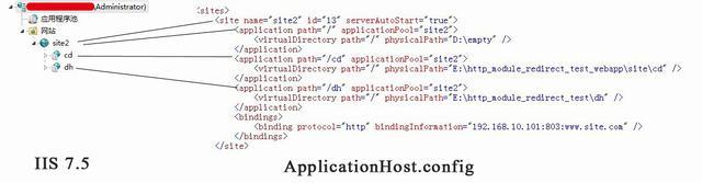 IIS8中的站点、应用程序和虚拟目录详细介绍