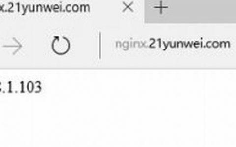 [原创]Linux环境下Nginx 通过upstream如何配置负载均衡以及实现