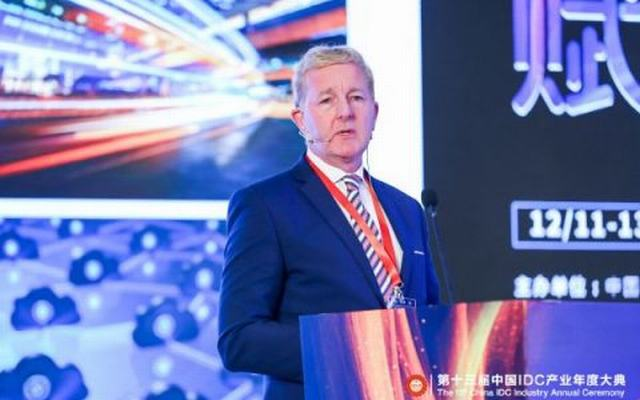 IDCC2018|Global Switch集团英国区总监John Stevenson :数据中心的虚拟现实