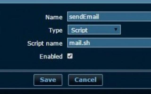 zabbix报警媒介:自定义脚本Custom alertscripts(64)