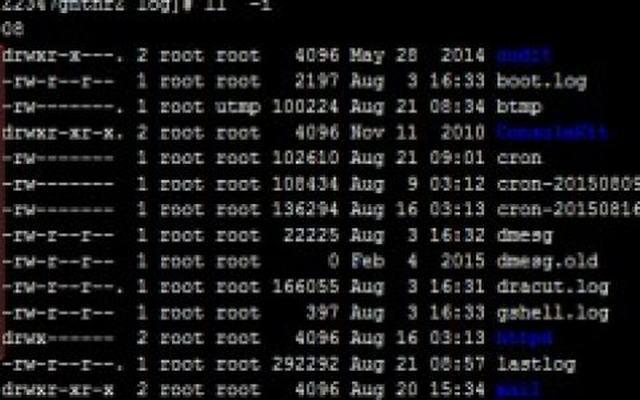 理解linux 的 inode,了解解决inode耗尽问题