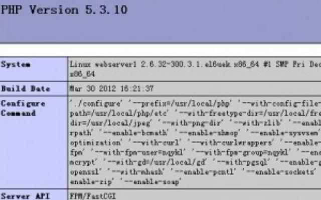 PHP错误提示的关闭方法总结