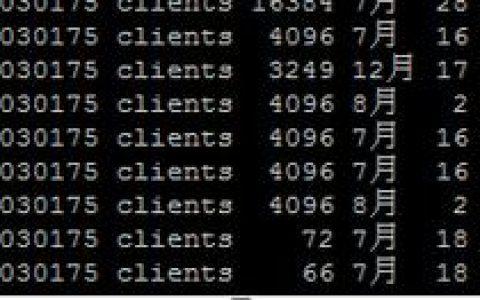 [原创]linux下异常文件删除