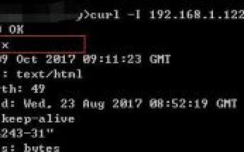 Nginx如何修改版本信息或者隐藏版本号