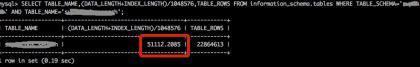 Mysql删除数据后,磁盘空间未释放的解决办法