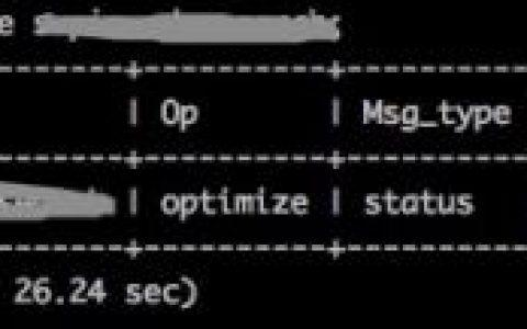 Mysql数据库innodb格式删除数据后磁盘空间未释放的解决办法