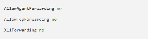 linux服务器SSH加固之旅