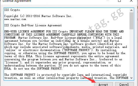 Windows服务器IIS配置符合苹果ATS方法 Windwos2008(IIS7)设置支持TLS1.2/加密套件方法