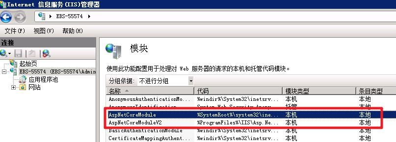 Win2008安装.NET Core2.2环境详细图文安装教程