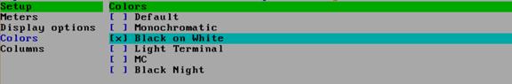 通过htop命令查看内存实际使用容量以及htop命令详解 服务器系统 第13张