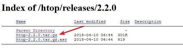通过htop命令查看内存实际使用容量以及htop命令详解 服务器系统 第4张